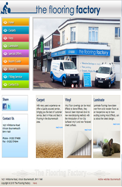 Customer review for Simply Digital Website design in Bournemouth