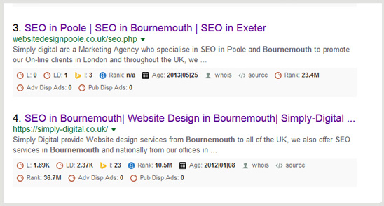SEO in Bournemouth 6